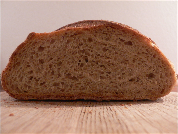 Potato garlic bread crumb